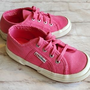 Superda Classic Pink Girls Shoes Sneakers